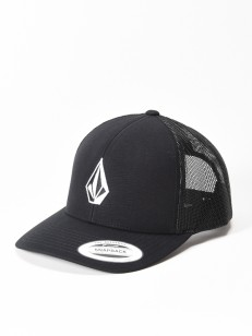 VOLCOM kšiltovka FULL STONE CHEESE New Black