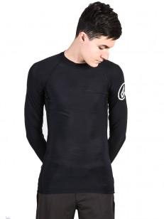 VOLCOM triko LIDO SOLID Black