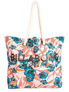 BILLABONG kabelka ESSENTIALS TOTE FADED ROSE