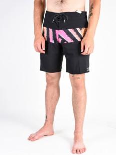 BILLABONG koupací šortky TRIBONG X 18 BLACK
