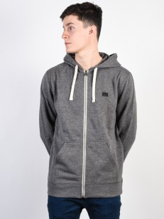 BILLABONG mikina ALL DAY DARK GREY HEATHER
