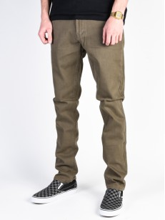 BILLABONG kalhoty OUTSIDER TWILL EARTH