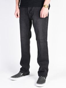 BILLABONG kalhoty FIFTY JEAN SALTY VINTA BLACK
