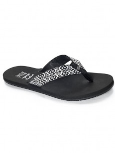 BILLABONG žabky BAJA BLACK