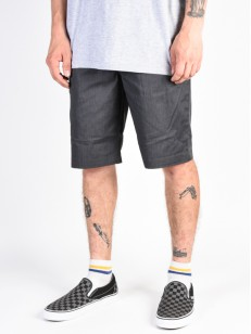 BILLABONG kraťasy CARTER CHARCOAL HEATHER