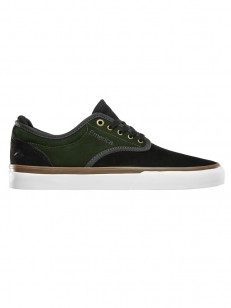 EMERICA boty WINO G6 BLACK/GREEN