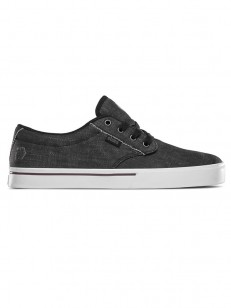 ETNIES boty JAMESON 2 ECO BLACK DIRTY WASH