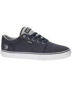 ETNIES boty BARGE LS CHARCOAL/HEATHER
