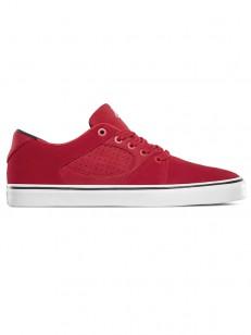 ÉS topánky SQUARE THREE RED