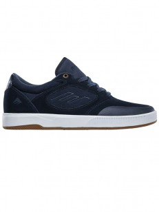 EMERICA topánky DISSENT NAVY/WHITE