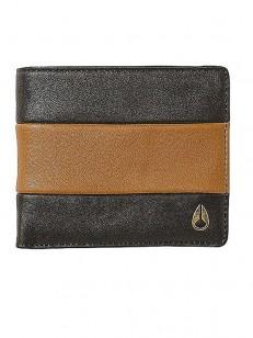 NIXON peněženka SATELLITE BIG BILL BROWNSADDLE