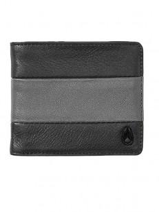 NIXON peněženka ARC BLACKCHARCOAL
