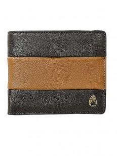 NIXON peněženka ARC BROWNSADDLE