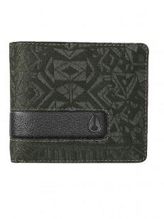 NIXON peněženka SHOWDOWN PALM