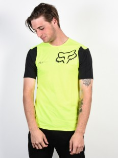 FOX dres ATTACK PRO Yellow/Black