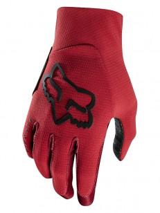 FOX rukavice FLEXAIR GLOVE BIKE Dark Red
