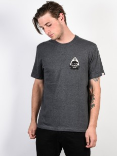 ELEMENT tričko ARROW CHARCOAL HEATHER