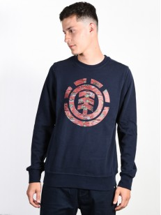 ELEMENT mikina LOGO FILL ECLIPSE NAVY