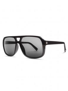 ELECTRIC sluneční brýle DUDE GLOSS BLACK OHM GREY