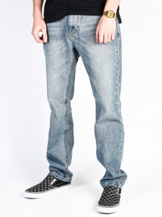 BILLABONG kalhoty FIFTY JEAN bleach daze