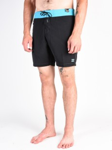 BILLABONG koupací šortky ALL DAY OG 17 black