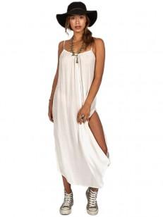 BILLABONG šaty SUN DOWN white cap