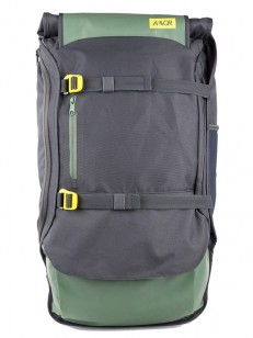AEVOR batoh AEVOR TRAVEL PACK ECHO GREEN