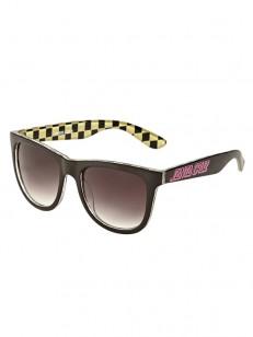 SANTA CRUZ sluneční brýle CLASSIC CHECK Black/Yell