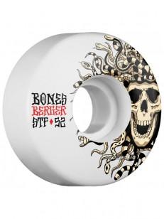 BONES kolečka STF V3 BERGER MEDUSA WHITE