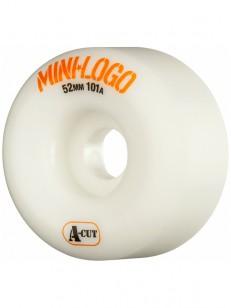 MINI LOGO kolečka A-CUT 101A WHITE
