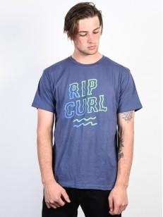 RIP CURL triko VIBRANT MODERN Blue Indigo