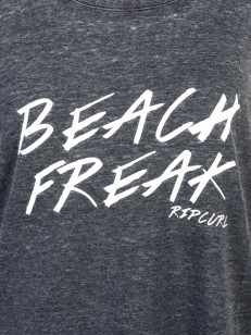 RIP CURL tílko BEACH FREAK Black