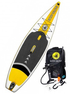 BODYGLOVE paddleboard PERFORMER Yellow