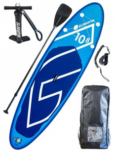 GLADIATOR paddleboard BLUE Blue