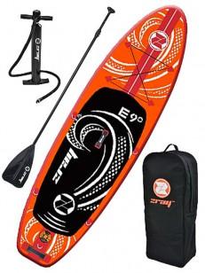 ZRAY paddleboard E9 Red