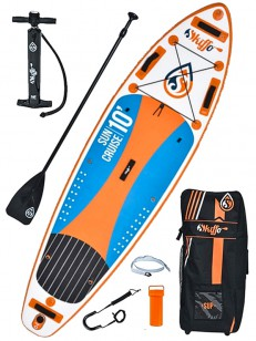 SKIFFO paddleboard SUN CRUISE Orange/Blue