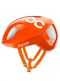 POC helma VENTRAL SPIN Zink Orange AVIP