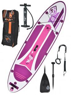 SKIFFO paddleboard XX WOMEN Purple