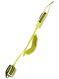DAKINE leash SUP COILED ANKLE SULPHUR