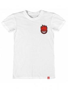 SPITFIRE tričko LIL BIGHEAD FILL GRL WHT