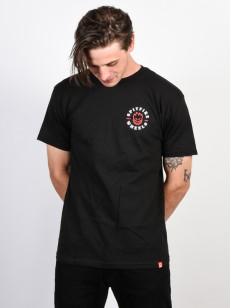 SPITFIRE triko CLASSIC BIGHEAD BLACK/RED