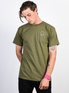 SPITFIRE triko MOLOTOV MILITARY GREEN/GREY