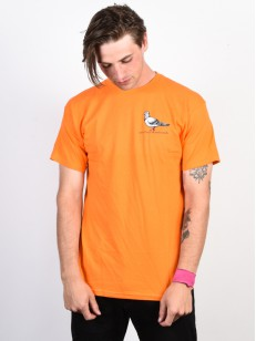 ANTIHERO triko LIL PIGEON ORANGE