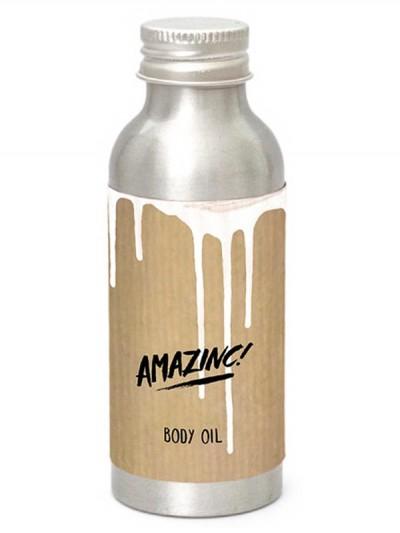 AMAZINC! tělový olej BODY OIL