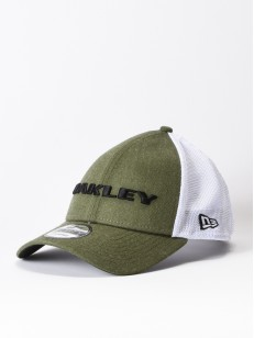 OAKLEY kšiltovka HEATHER NEW ERA Dark Brush
