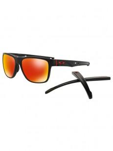 OAKLEY sluneční brýle CROSSRANGE XL MATTE BLACK /