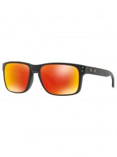 OAKLEY sluneční brýle HOLBROOK Matte Black / PRIZM