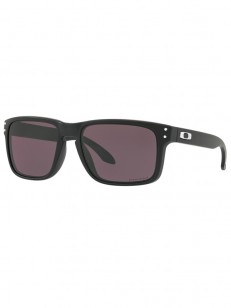 OAKLEY sluneční brýle HOLBROOOK Matte Black / PRIZ