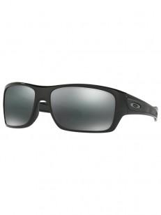 OAKLEY sluneční brýle TURBINE Polished Black / Bla
