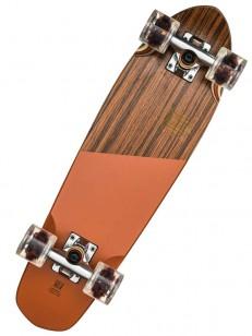 GLOBE longboard BLAZER Rosewood/Rust